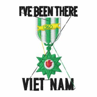 Veterano de Vietnam Camisa Polo
