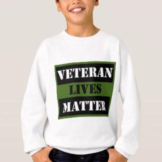 Veterano patriótico - camisa militar