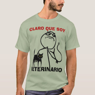 Veterinario Camiseta