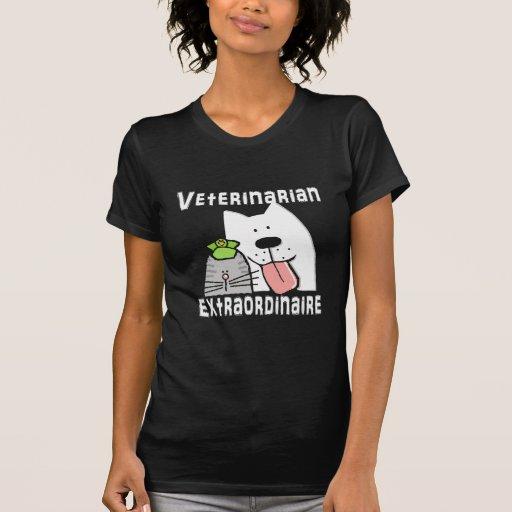 Veterinário Extraordinaire T-shirt