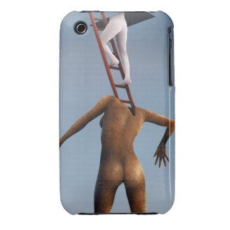 Via de fuga - caso protetor do iPhone 3 Capa Para iPhone 3