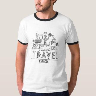 Viagem Camiseta