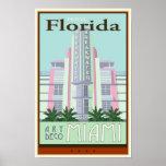 Viagem Florida Posters