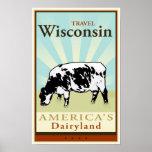 Viagem Wisconsin Posters
