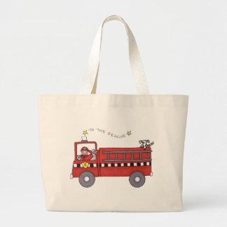 Viatura de incêndio bolsas
