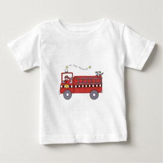 Viatura de incêndio t-shirt