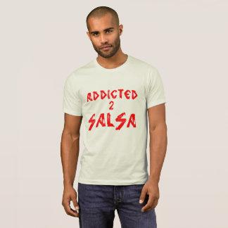 VICIADO ao tshirt da SALSA Camiseta
