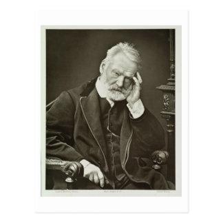 Victor Hugo (1802-85), 'de Galerie Contemporaine Cartões Postais