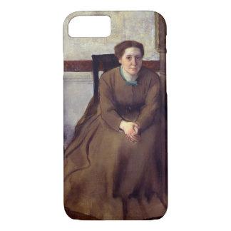 Victoria Dubourg por Edgar Degas Capa iPhone 7