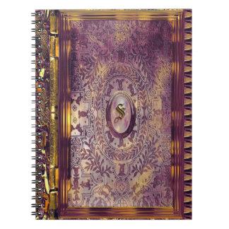 Victorian de Satchridge Corell Caderno Espiral