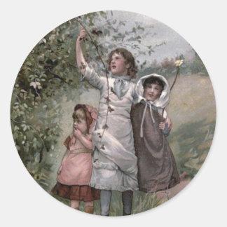 Victorian do vintage & bonito: Escolha de Adesivo