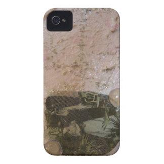 Victorian e cobrir romântico do iphone capa para iPhone 4 Case-Mate