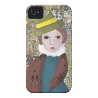 Victoriana Capas Para iPhone 4 Case-Mate