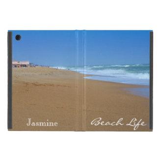 Vida bonita da Praia-Praia por Shirley Taylor Capas iPad Mini