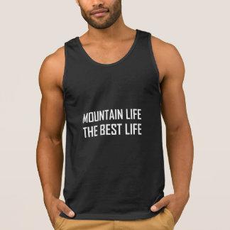 Vida da montanha a melhor vida