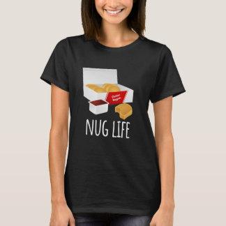 Vida de Nug - camisa das pepitas de galinha