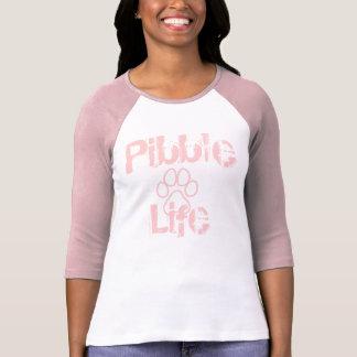 Vida de Pitbull quatro Tshirt