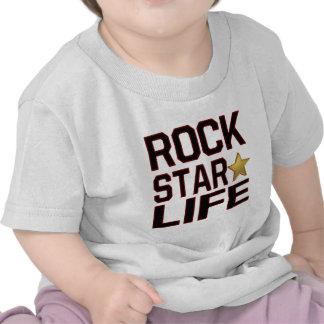Vida de Rockstar Tshirts