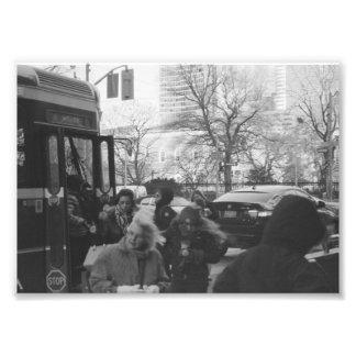 Vida de rua 4 impressão de foto