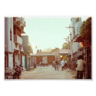 Vida de rua 5 impressão de foto