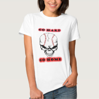 vida do basebol & death.png camiseta