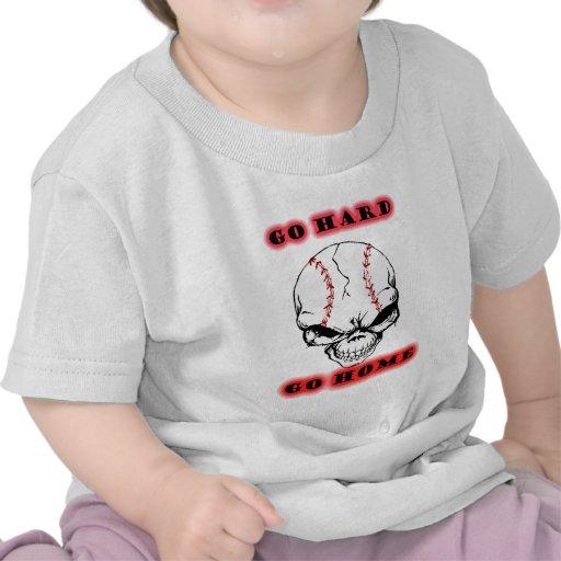 vida do basebol & death.png tshirts