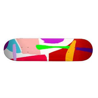 Vida do comum barato da esperança de setembro do d shape de skate 19,7cm