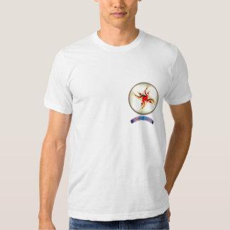 Vida do logotipo t-shirts