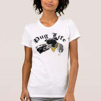 Vida do Pug Tshirts