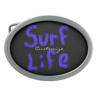 vida do surf pulverizador-pintado azul alguma cor