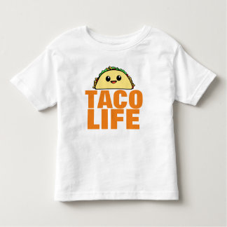 Vida do Taco Camiseta Infantil