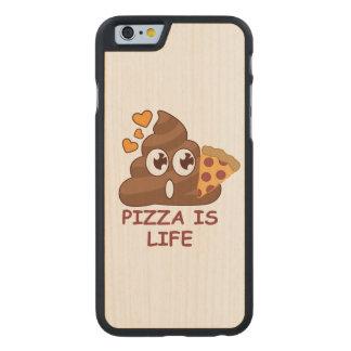 Vida do tombadilho da pizza