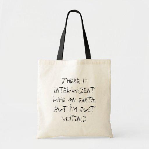Vida inteligente bolsa para compra