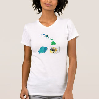Vida marinha de Havaí Camiseta