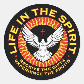 Vida nas etiquetas do espírito
