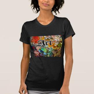 Vidas da arte! camiseta