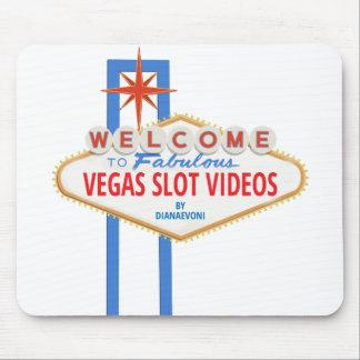 Vídeos Mousepad do entalhe de Vegas