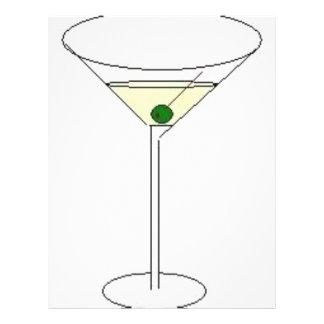 Vidro de Martini Panfletos