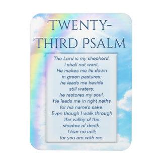 Vigésimo terceiro salmo ímã