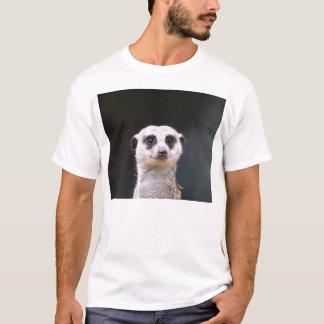 Vigia de Meerkat - camisa de T