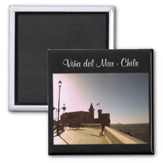 Viña del Mar - o Chile Imãs