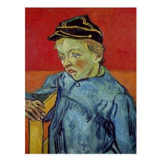 Vincent van Gogh | a estudante, 1889-90 Cartão Postal