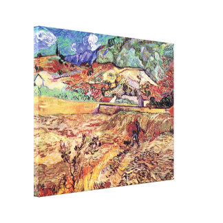 Vincent van Gogh - belas artes incluidas do campo