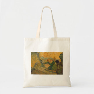 Vincent van Gogh - La Résurrection de Lazare Sacola Tote Budget