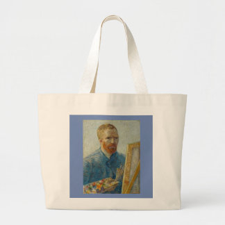 Vincent van Gogh - o bolsa do Auto-Retrato do