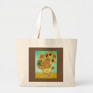 Vincent van Gogh - o bolsa dos girassóis