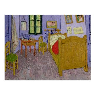 Vincent van Gogh quarto de | Van Gogh em Arles Cartão Postal