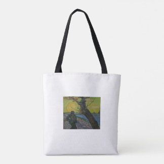 """Vincent van Gogh - """"saco de bolsa do Sower"""""""