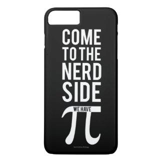 Vindo ao lado do nerd capa iPhone 8 plus/7 plus