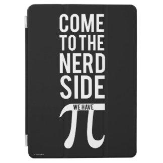 Vindo ao lado do nerd capa para iPad air